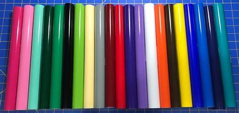 pattern adhesive vinyl rolls 5 2ft roll oracal 651 choose colors craft vinyl