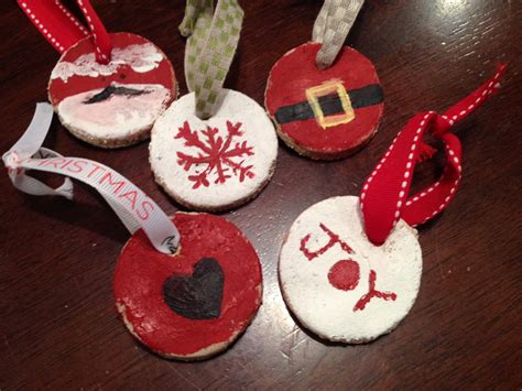 two it yourself salt dough recipes for ornaments