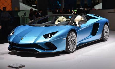 lamborghini aventador review interior price car