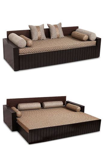 bed come sofa designs wooden sofa bed bengaluru karnataka india id 4111880797