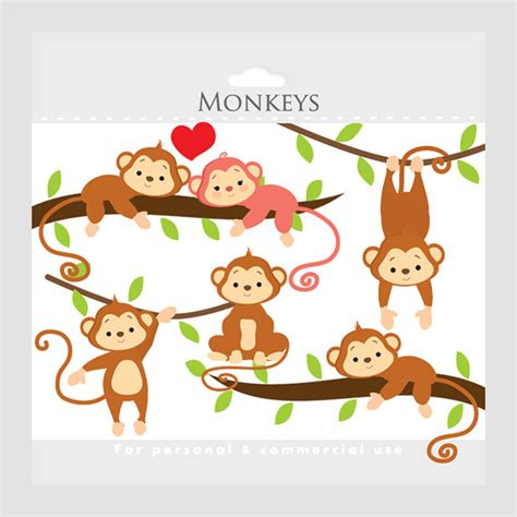 popular items for baby boy clipart on etsy baby shower best monkey clipart 15669 clipartion