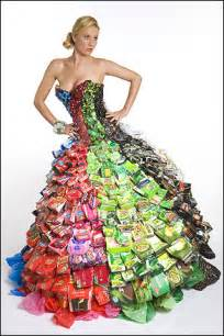 How to recycle recycled fashion trend