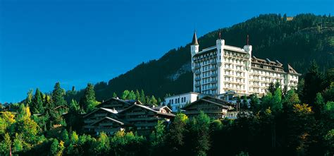 suisse style de luxe � palace gstaad switzerland house