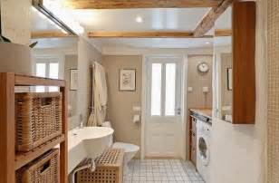 bathroom and laundry room combinations laundry room bathroom doubles as laundry space poll popsugar home