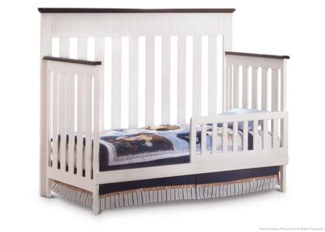 Delta White Chocolate Chalet Crib by Chalet 4 In 1 Crib Delta Children S Products