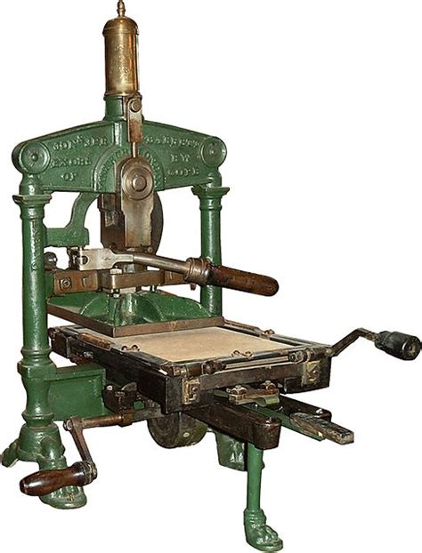 who invented the bench press 17 best images about printing presses etc on pinterest