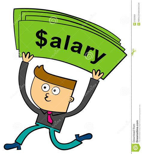 Mba Pay Scale In Germany by Salary Clipart Clipground