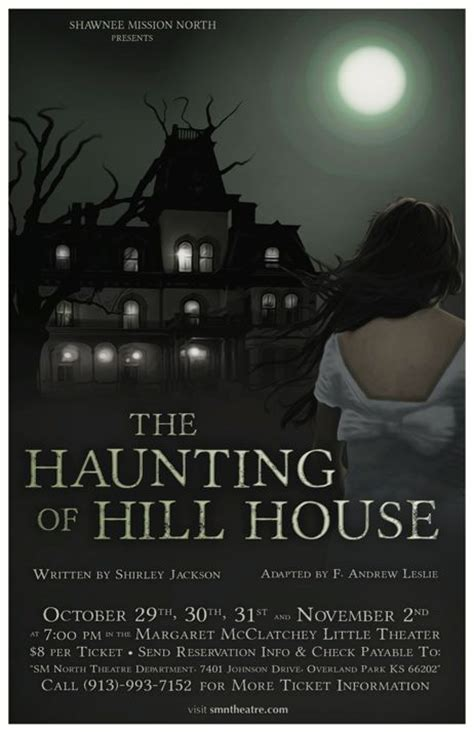 haunting of hill house sm north s quot the haunting of hill house quot opens tuesday