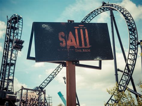 theme park names in london thorpe park s fright night rollercoasters ranked in order