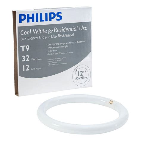 Lu Neon Philips 11 Watt philips 12 in 32 watt t9 daylight 4100k circline