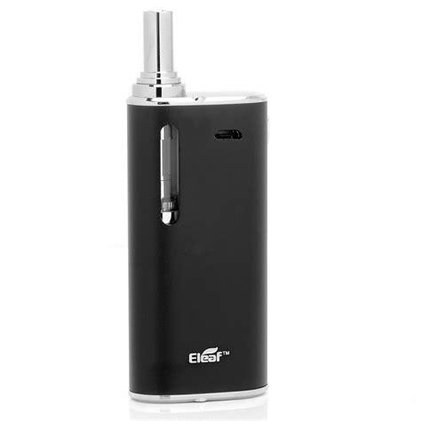 Eleaf Istick Basic 2300mah Vaporizer Pake Ngebul Authentic authentic eleaf istick basic kit black battery gs air 2 starter kit
