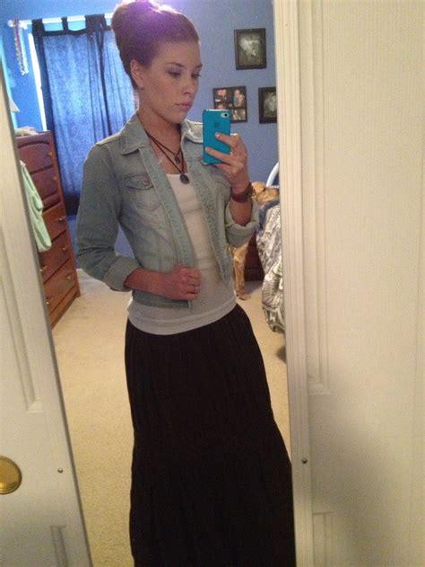 denim jackets skirt cowboy boots clothing