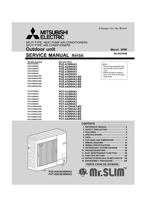 mitsubishi aircon mr slim par 21maa standby wiring diagrams wiring diagrams