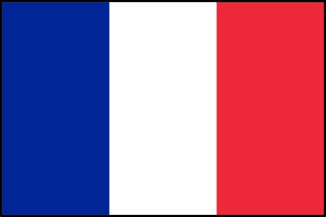 flags of the world france file flag of france bordered svg wikipedia