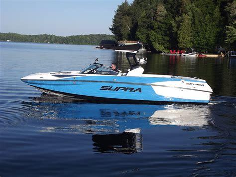 supra se boats power profile supra se 450 boats and places magazine