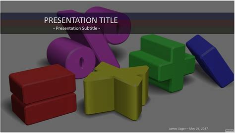 powerpoint templates mathematics free gallery of mathematics powerpoint templates 2 math