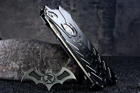 Casing Lenovo S850 New Batman Custom Hardcase r just batman shockproof aluminum shell metal with custom stent f armor king