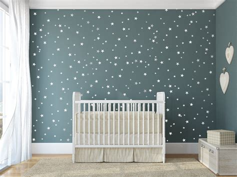 Etsy Wall - vinyl wall decal 148 silver wall decal