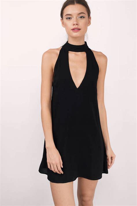 Id 847 Open Back Shift Dress black shift dress open front dress 27 00