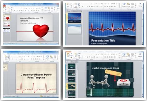 templates powerpoint premium free top premium free animated heart rate powerpoint templates