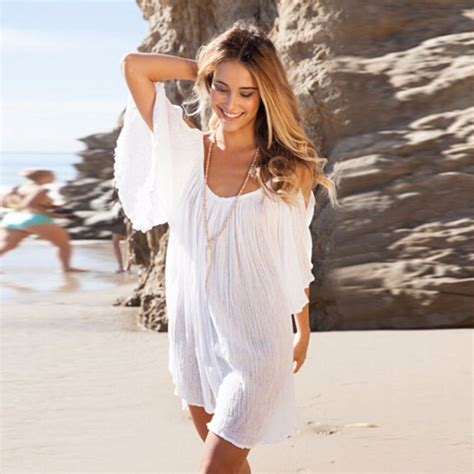 summer beach dresses for women fashion women dress 2017 summer beach dress white cotton