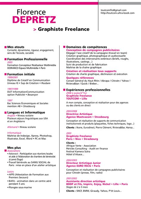 graphiste freelance lillemon cv mes r 233 f 233 rences cv