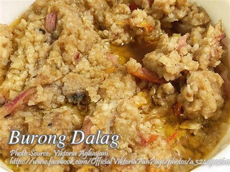 Buro Rice by Burong Dalag Fermented Mudfish Panlasang