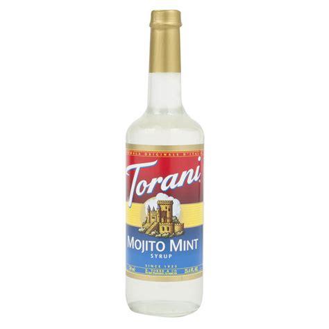 Fo Gourmet Mojito Mint Cafe Coffee Original Syrup 700 Ml torani 750 ml mojito mint flavoring syrup
