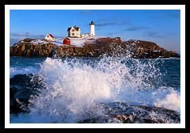 Cape Neddick Light Cape Neddick Nubble Light Boat Tours And Attractions