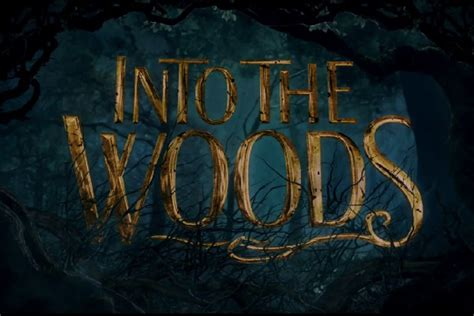 into the woods into the woods slt company