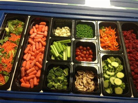 Salad Bar Toppings List by Salad Bar Ideas Www Pixshark Images Galleries With
