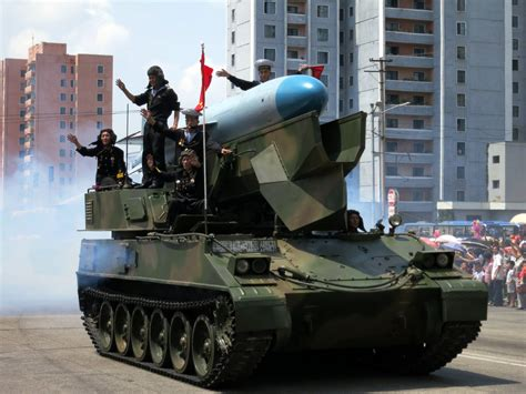 Future Armor Army Style Samsung jong un declares new missile combat ready the