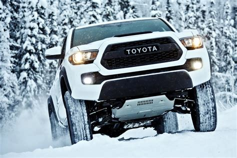 Toyota Tacoma Trd Accessories 2017 Toyota Tacoma Trd Pro Starts At 40 760 It S