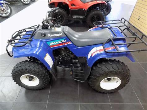 2001 Kawasaki Bayou 220 by 220 Bayou Motorcycles For Sale