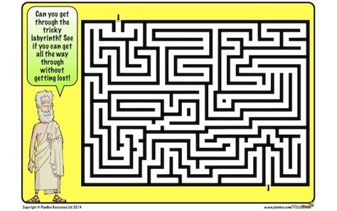 printable maze ks2 download this free ancient greek maze for your ks2 class