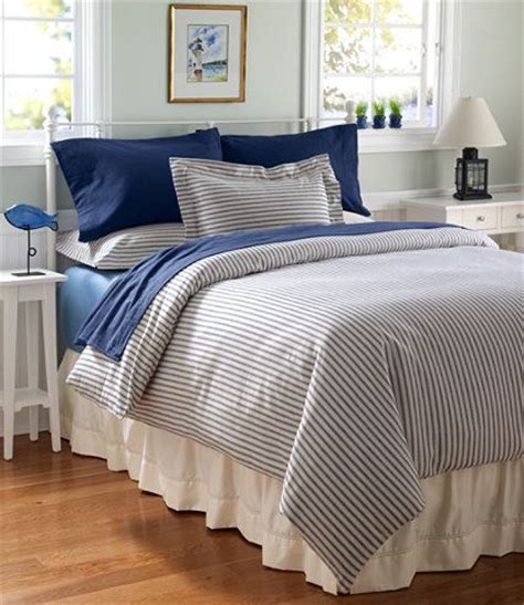 blue ticking comforter ultrasoft flannel comforter cover ticking stripe
