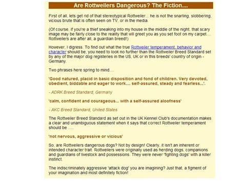 about rottweilers behavior rottweiler 180 s behavior and temperament rottweilers best breed