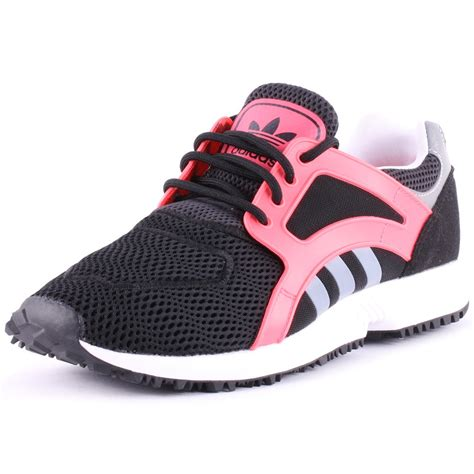 adidas lite racer adidas racer lite w womens synthetic mesh trainers in