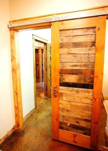 Barn Doors Made From Pallets Tiny Home Pinterest Pallet Barn Door