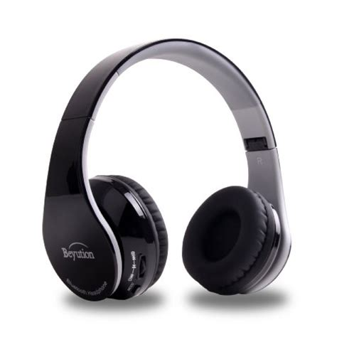 best bluetooth headphones for cell phones beyution v4 1 bluetooth wireless foldable hi fi stereo