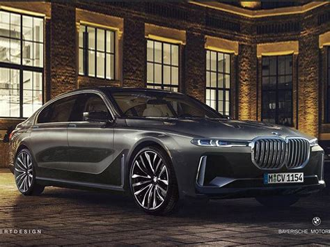 2020 Bmw 750li by This Is What The Bmw 7 Series Could Look Like In 2020