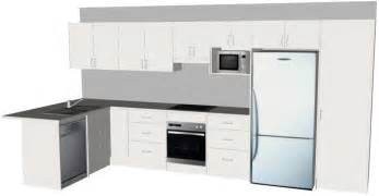 straight line kitchen designs contemporary pertaining to