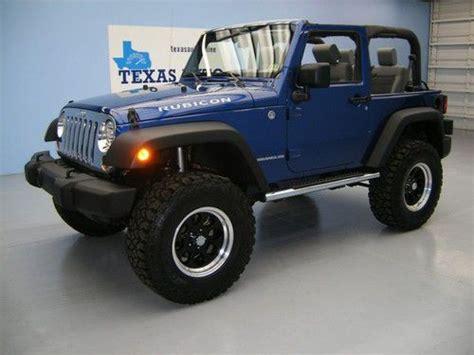 2010 Jeep Wrangler Lift Kit Find Used We Finance 2010 Jeep Wrangler Rubicon 4x4 6