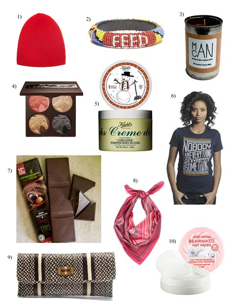 unisex gifts lust list gift guide gifts that give back edition
