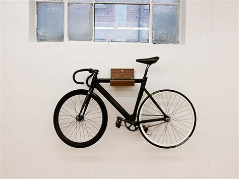 Bike Wall Shelf by Make Wall Mounted Bike Rack And Shelf By Consult