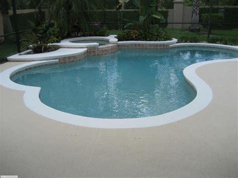 paint  concrete pool deck   paint