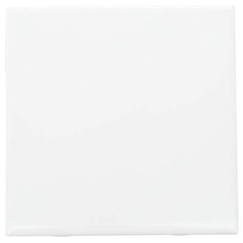 daltile semi gloss white 6 in x 6 in ceramic wall tile 12 5 sq ft case 0100661p4 the