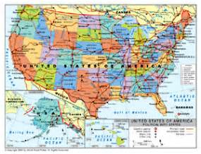 maps united states map major highways