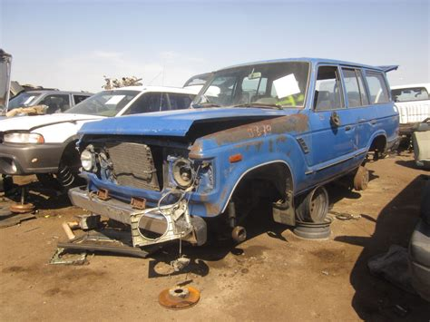 junkyard find 1985 toyota land cruiser the about cars