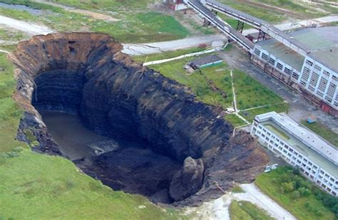 largest in the world top 10 sinkholes in the world exploredia